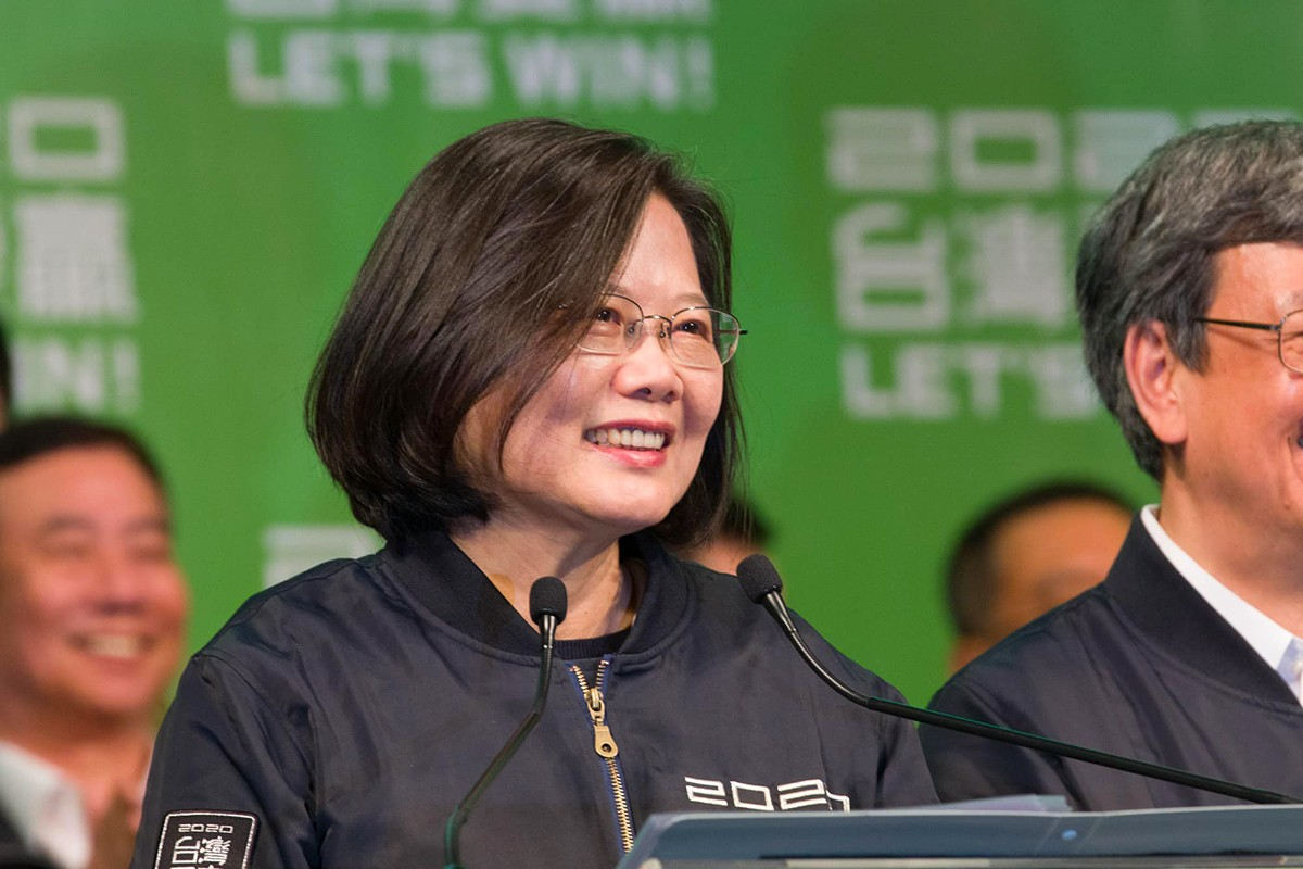 The meaning of Tsai Ing-wen's 8.17 million votes in the Taiwan presidential elections